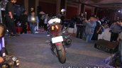 Bajaj Dominar 400 live rear