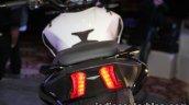 Bajaj Dominar 400 live taillamps