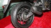 Bajaj Dominar 400 rear wheel