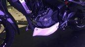 Bajaj Pulsar 200NS engine left
