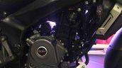 Bajaj Pulsar 200NS engine right