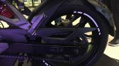 Bajaj Pulsar 200NS rear wheel