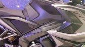 2017 Bajaj Pulsar RS200 grey fuel tank