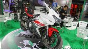 Benelli Tornado 302 front three quarter at Thai Motor Expo