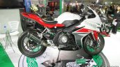 Benelli Tornado 302 side at Thai Motor Show