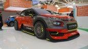 Citroen WRC C3 concept at 2016 Bologna Motor Show