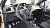 DS 3 Performance BRM interior at 2016 Bologna Motor Show