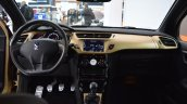 DS 3 Performance BRM interior dashboard at 2016 Bologna Motor Show