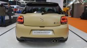DS 3 Performance BRM rear at 2016 Bologna Motor Show
