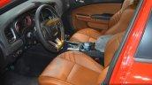 Dodge Charger SRT Hellcat front cabin Oman