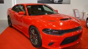 Dodge Charger SRT Hellcat front three quarter Oman