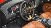 Dodge Charger SRT Hellcat interior Oman