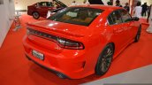 Dodge Charger SRT Hellcat rear quarter Oman