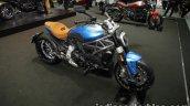 Ducati XDiavel customised front three quarter at Thai Motor Expo