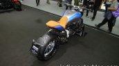 Ducati XDiavel customised rear three quarter at Thai Motor Expo