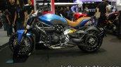 Ducati XDiavel customised side at Thai Motor Expo