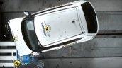 Euro Maruti frontal offset Ignis NCAP