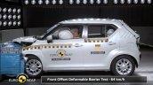 Euro Maruti Ignis side NCAP