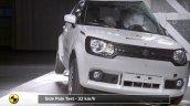 Euro Maruti Ignis pole NCAP