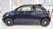 Fiat 500 Riva profile at 2016 Bologna Motor Show