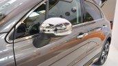 Fiat 500X Mopar door mirror at 2016 Bologna Motor Show