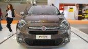 Fiat 500X Mopar front at 2016 Bologna Motor Show
