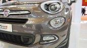 Fiat 500X Mopar front fascia at 2016 Bologna Motor Show