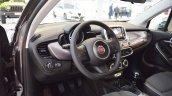 Fiat 500X Mopar interior at 2016 Bologna Motor Show