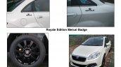 Fiat Linea Royale exterior