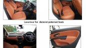 Fiat Linea Royale interior