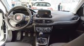 Fiat Tipo Station Wagon interior dashboard at 2016 Bologna Motor Show