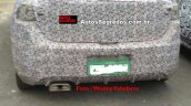 Fiat X6H 1.8 Sport bumper spied testing