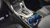 Ford Edge Sport cup holders at 2016 Bologna Motor Show