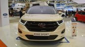 Ford Edge Sport front at 2016 Bologna Motor Show