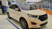 Ford Edge Sport front three quarters at 2016 Bologna Motor Show