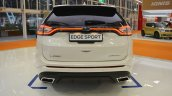 Ford Edge Sport rear at 2016 Bologna Motor Show