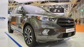 Ford Kuga ST-Line front three quarters at 2016 Bologna Motor Show