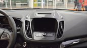 Ford Kuga ST-Line infotainment system at 2016 Bologna Motor Show