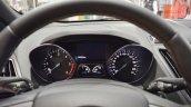 Ford Kuga ST-Line instrument panel at 2016 Bologna Motor Show