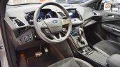 Ford Kuga ST-Line interior at 2016 Bologna Motor Show