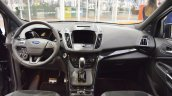 Ford Kuga ST-Line interior dashboard at 2016 Bologna Motor Show