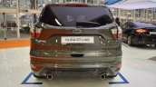 Ford Kuga ST-Line rear at 2016 Bologna Motor Show