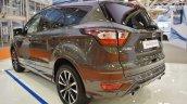 Ford Kuga ST-Line rear three quarters at 2016 Bologna Motor Show