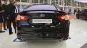 Ford Mondeo ST-Line rear at 2016 Bologna Motor Show