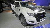 Ford Ranger Hi-Rider FX4 front three quarters at 2016 Thai Motor Expo