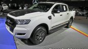 Ford Ranger Hi-Rider FX4 front three quarters left side at 2016 Thai Motor Expo