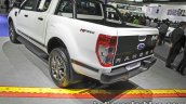 Ford Ranger Hi-Rider FX4 rear three quarters at 2016 Thai Motor Expo