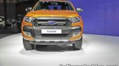 Ford Ranger Wildtrak front at 2016 Thai Motor Expo