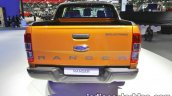 Ford Ranger Wildtrak rear at 2016 Thai Motor Expo