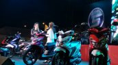 Honda Beat launch Red and white